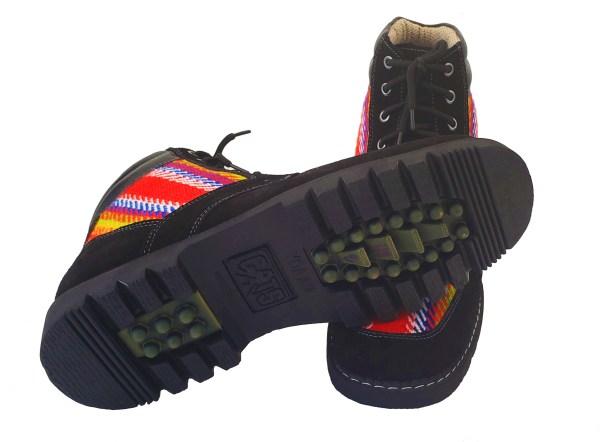 Camperville Leather Ranger Ankle Boot Bottine Cuir 4