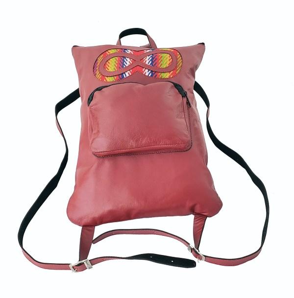 The Corner Leather Bag Sac En Cuir 3