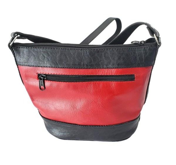 Cold Lake Leather Bag Sac En Cuir 6