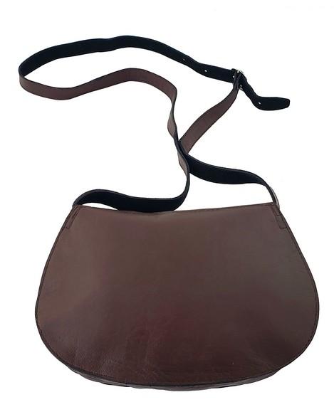 Ste. Madeleine Leather Bag Sac En Cuir 6