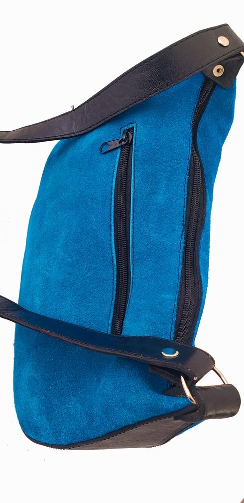Pine Bluff  Leather Bag Sac En Cuir 6