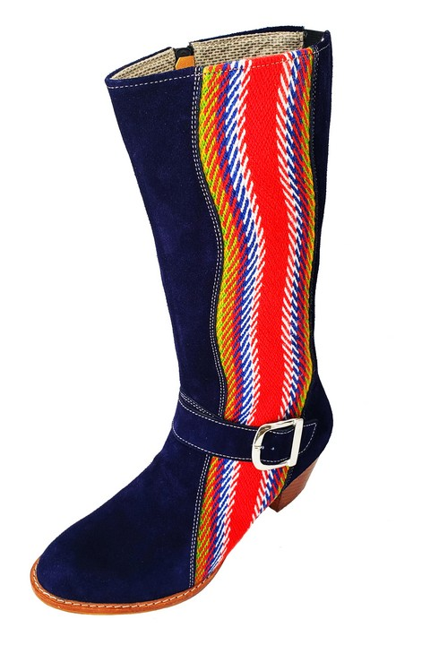 Etchiboy Leather Boot