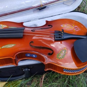 Fiddle Violoncelle Metis Etchiboy