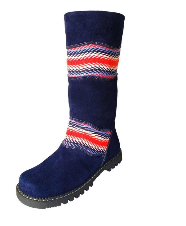 Leather Boot Cuir Botte Etchiboy