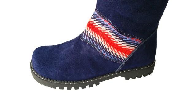 Saint-Lazarre Leather Ankle Boot Botte Cuir 1