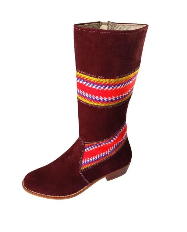 Boot Cuir Leather Etchiboy