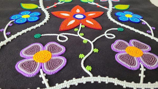 Métis Beadwork Perlage Métis 52/42 Cm - Pattern Modèle K 7