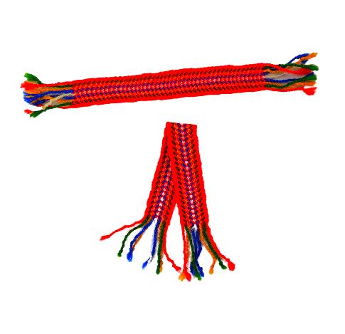 Mini sash Carnaval