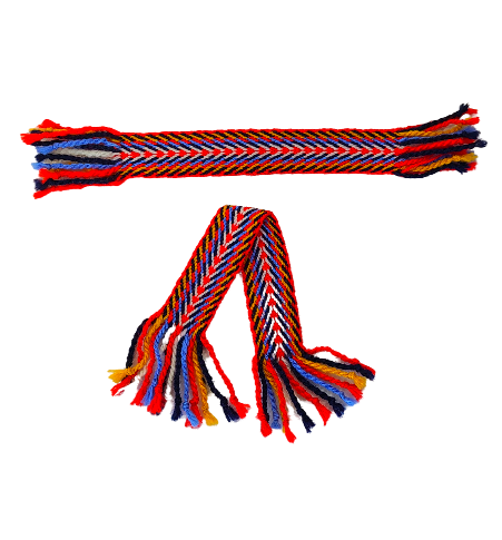mini sash L'Assomption alpaga