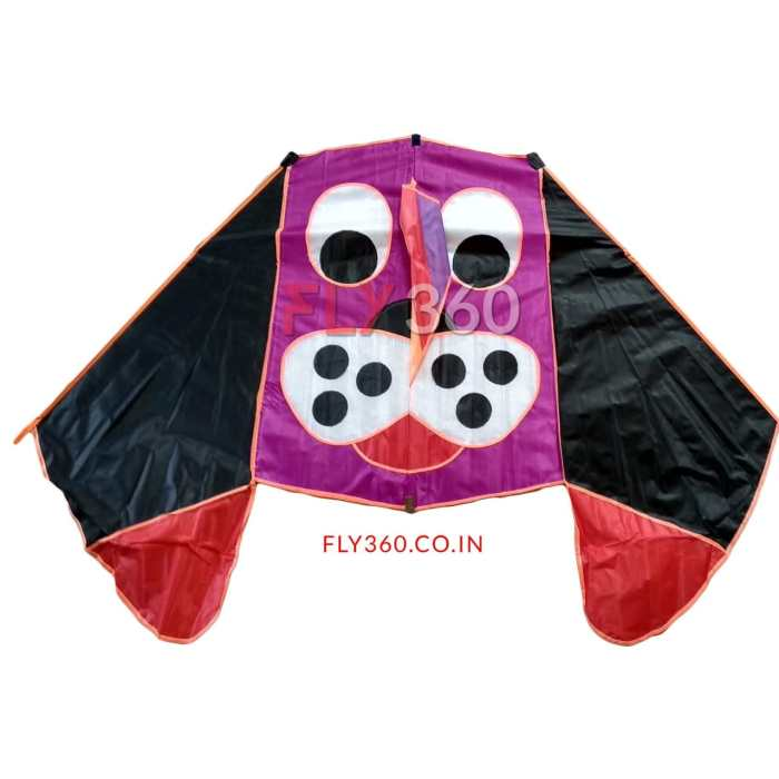Dog kite - Designer kites - Single line kite - FLY360 kite store
