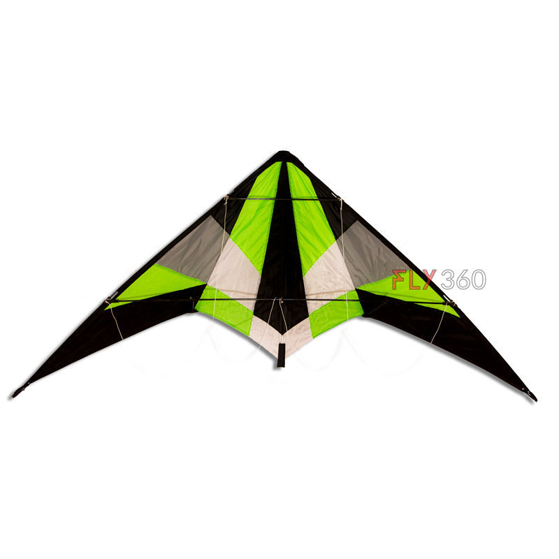 Medium Stunt kite- Medium size - Dual line kite - FLY360 kite store