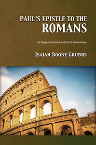Paul's Epistle to the Romans (cover)