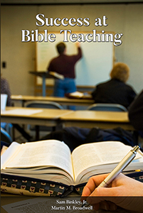 Success at Bible Teaching (cover)