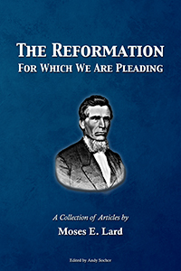 The Reformation For Which We Are Pleading (cover)