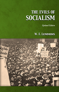 The Evils of Socialism (cover)