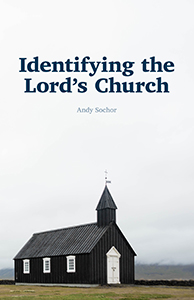 Identifying the Lord's Church (cover)