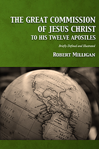 The Great Commission of Jesus Christ to His Twelve Apostles (cover)
