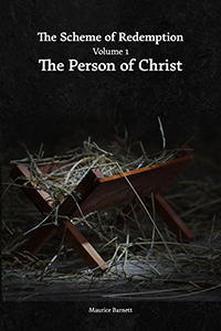 The Scheme of Redemption (Volume 1): The Person of Christ