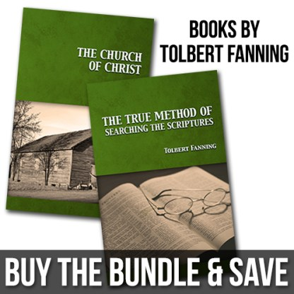 Books by Tolbert Fanning