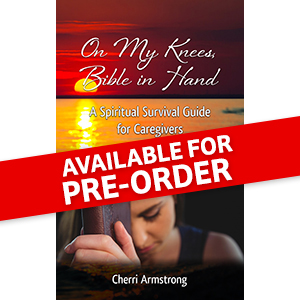 On My Knees, Bible in Hand (available for pre-order)