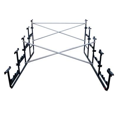Signature Series 5 Row Bleacher Steel Understructure