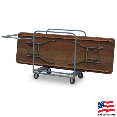American Cart Rectangle Table Cart