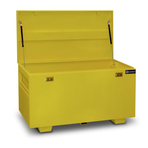 Granite Steel Jobsite Lockbox - 7 cubic feet