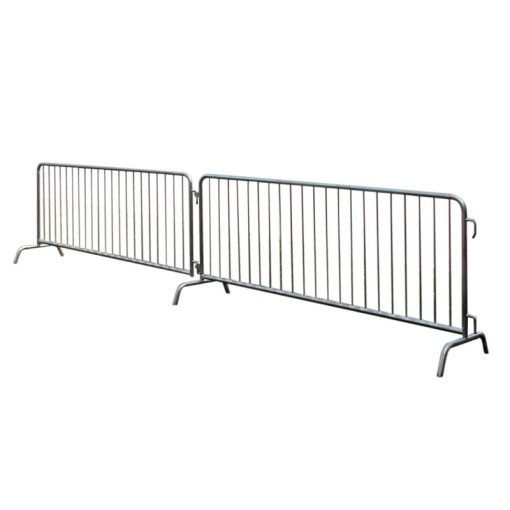 Granite Crowd Control 8 ft Fencing - 20 sections per pack