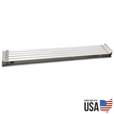 Granite Adjustable Work Plank - 10 ft. to 16 ft.