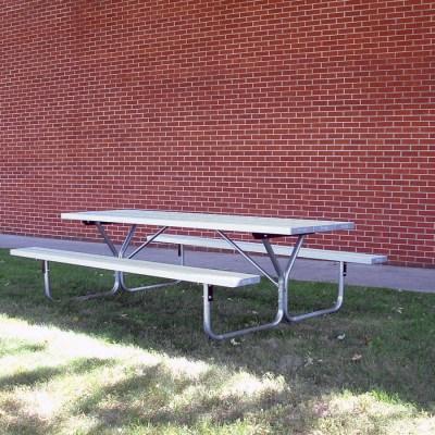 Metal Picnic Tables