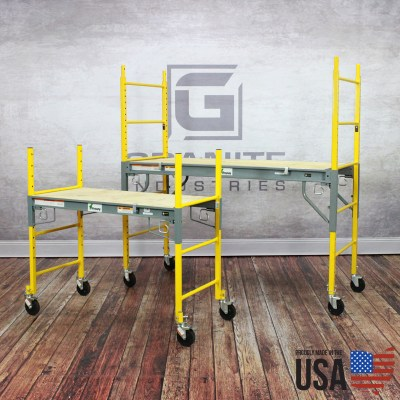 Granite Snappy Scaffold System - Small Package