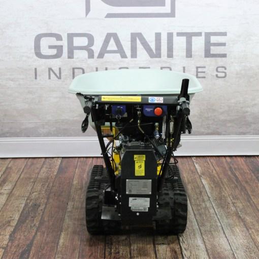 Granite PowerTrak 750 Gas Powered Wheelbarrow - 8 Cu. Ft. Hopper