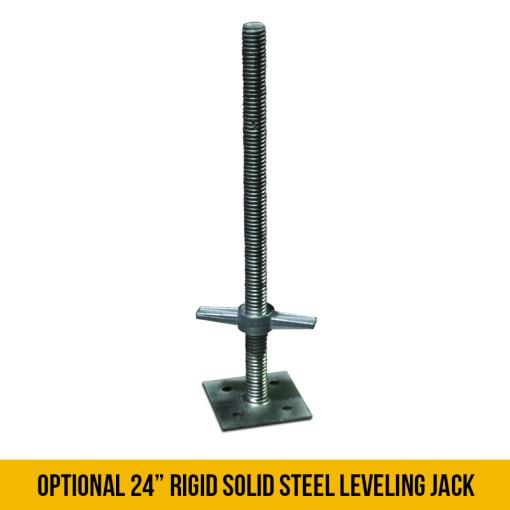 """24"""" Leveling Jack"""