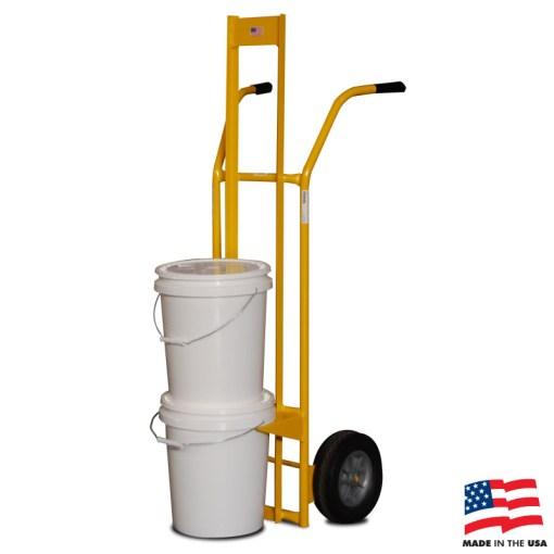 American Cart 5 Gallon Bucket Hand Truck