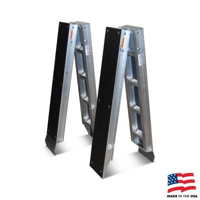 Aluminum Folding Ramps