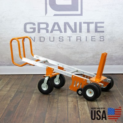 Block and Roll Hand Trucks
