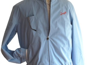 Suixtil Barcelone Argentine Blue Racing Jacket