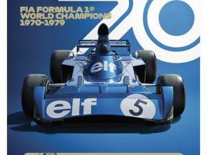 FORMULA 1® DECADES - 70s Tyrrell | Limited Edition image 1 on GreatBritishMotorShows.com