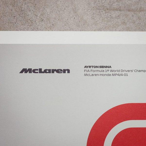 FORMULA 1® DECADES - 80s McLaren   Limited Edition image 4 on GreatBritishMotorShows.com