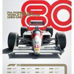 FORMULA 1® DECADES - 80s McLaren   Limited Edition image 1 on GreatBritishMotorShows.com