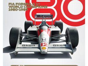 FORMULA 1® DECADES - 80s McLaren | Limited Edition image 1 on GreatBritishMotorShows.com