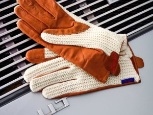 Suixtil Brown Driving Gloves