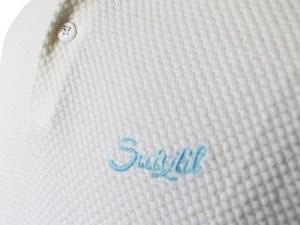 Suixtil Nassau Polo White