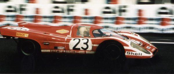 Porsche 917 - Salzburg - 24h Le Mans - 1970 - Limited Poster | Unique #s - #1 image 8 on GreatBritishMotorShows.com