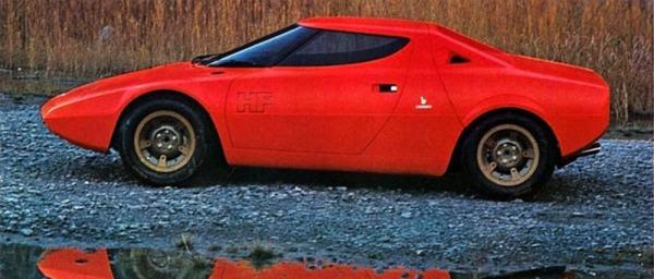 Lancia Stratos HF Prototype - Orange - 1971 | Collector's Edition image 8 on GreatBritishMotorShows.com
