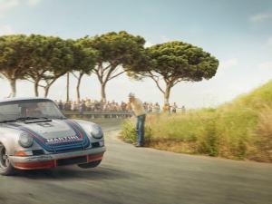 Racing Sport Redefined - Artwork - Large Print Unframed image 1 on GreatBritishMotorShows.com