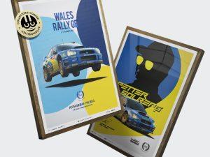 Subaru Impreza WRC 2003 - Petter Solberg Collector's Corner Bundle | 2-for-1 | Unique #s - #1 image 1 on GreatBritishMotorShows.com