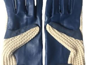 Suixtil Blue Driving Gloves