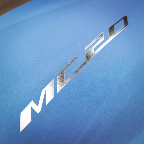 Maserati Corse 2020 | MC20 Side | Collector's Edition image 7 on GreatBritishMotorShows.com