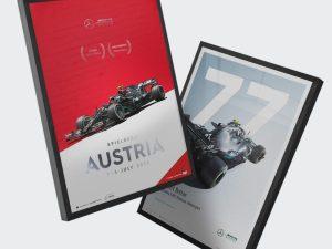 Mercedes-AMG Petronas F1 Team - Bottas' Birthday Bundle - Austria 2020 and Car No. 77 | 2-for-1 - Bundle (2 for 1) image 1 on GreatBritishMotorShows.com